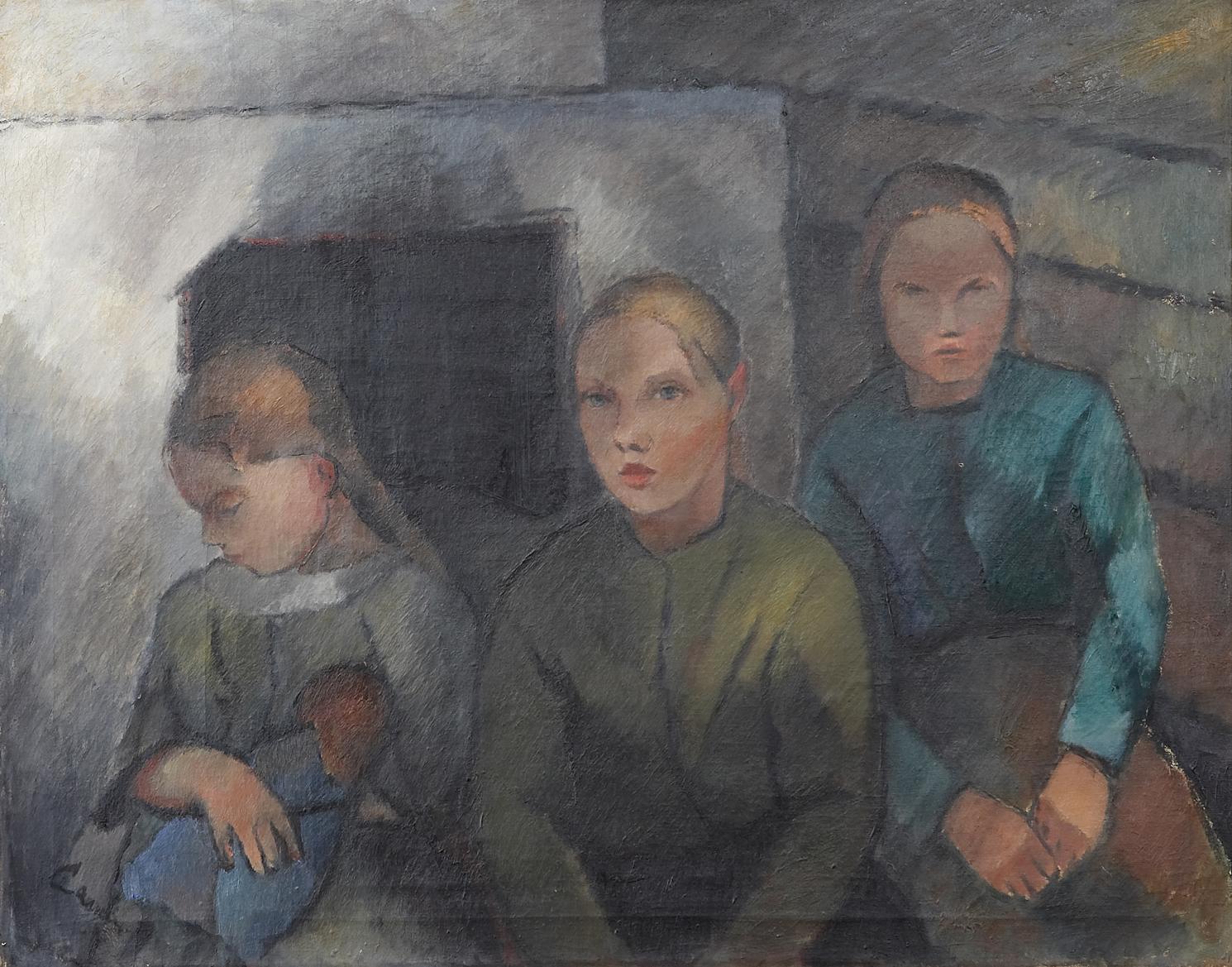 Alvar Cawén: Siskokset